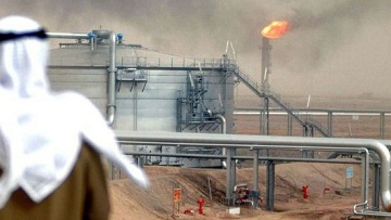 Арабские месторождения нефти