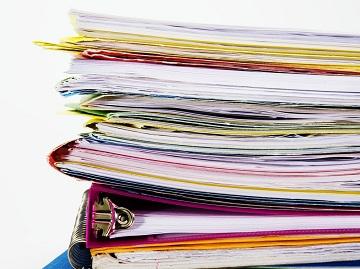 Документы на паспортизацию