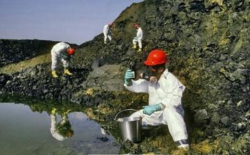 Ликвидация гальванических отходов