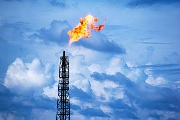 Сгорание попутного газа