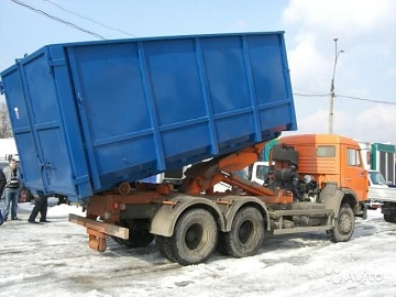 Машина для мусора