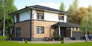Дом от компании Милениум