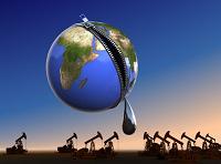 добыча природного газа в мире