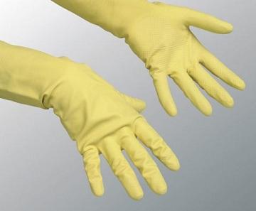 Работа в перчатках