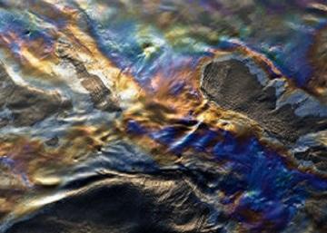 Нефтяная пленка