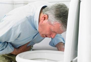 Симптомы при отравлении ртутью