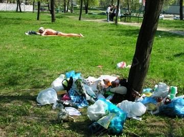 Утилизация отходов важнейшая проблема современности Вред окружающей среде