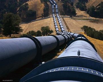 Транспортировка газа