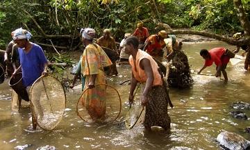 Жители Конго