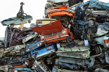 Авто на свалках России