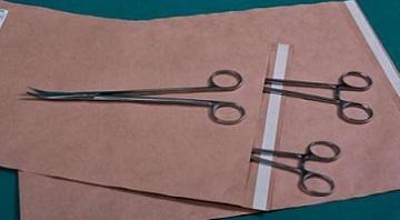 Медицинский крафт пакет