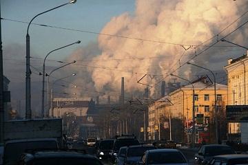 г.Новокузнецк, экология