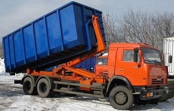 Мультилифт для вывоза ТБО