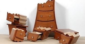 Переработка старой мебели