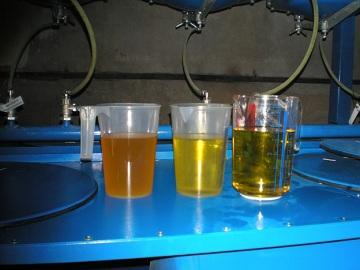 Адсорбционная очисткая масла