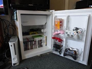 Использование старого холодильника