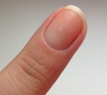 Отходы ногтей