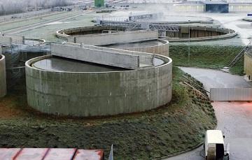 Осадок сточных вод