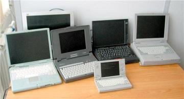 Ноутбуки для утилизации