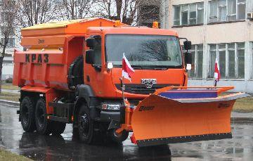 Машина украинского производства