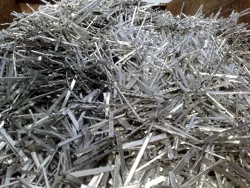 Пригодный к переработке лом металла