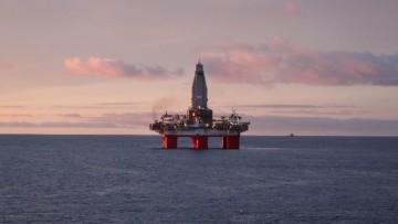 Крупное месторождение газа