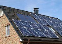 Соленчные электростанции для дома