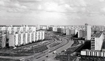 Начало работы города