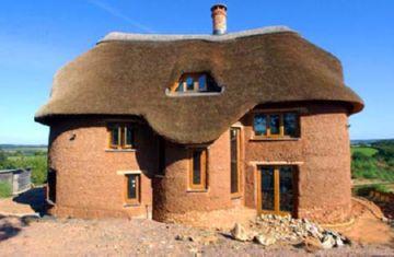 Самановый дом