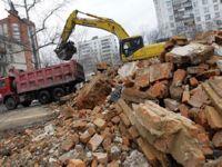 вывоз строительного мусора москва цена