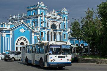 Коммунальный транспорт