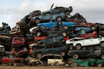 Переработка автомобильной техники