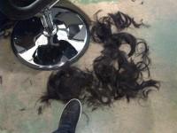 Утилизация волос и ногтей