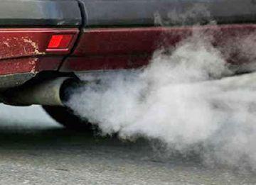 Автомобильные выбросы