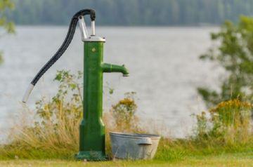 монтаж оборудования для скважины