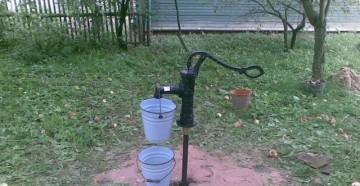 Технология создания водоснабжения