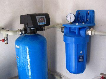 Специальная система для очистки воды
