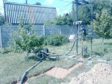Способ добычи водных ресурсов