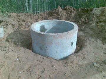 Кольца бетонные