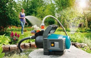 Качественный насос для полива огорода