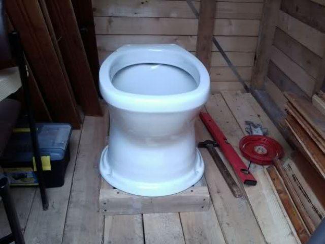 Унитаз дачный для уличного туалета купить сантехника в оренбурге прайс лист