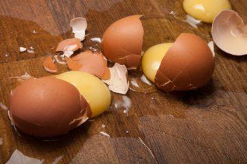 почему куры несут яйца без скорлупы