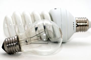 виды ламп для курятника