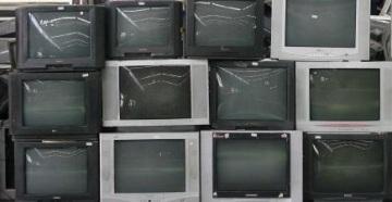 TV на утилизацию