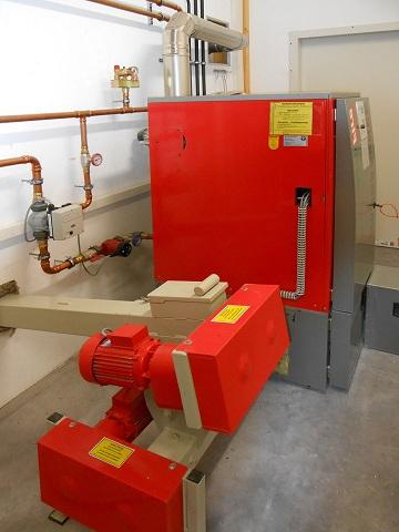 Промышленная газогенераторная установка