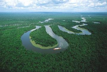 Конго - самая глубокая река в мире (8 фото)