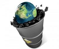Основные месторождения нефти в мире