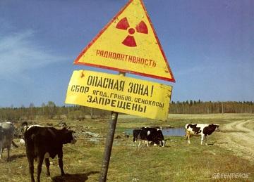 Радиактивная обстановка