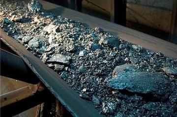 Транспортировка угля