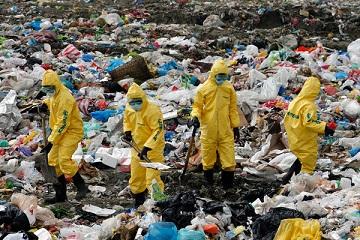 Класс опасности отходов